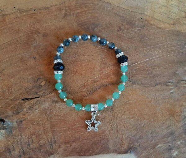Bracelet soin étoile