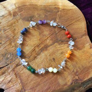 Bracelet chakras