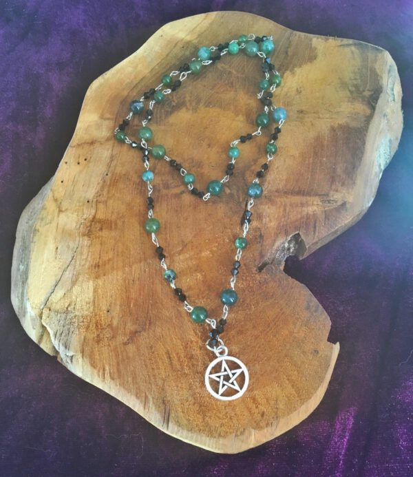 Collier wicca